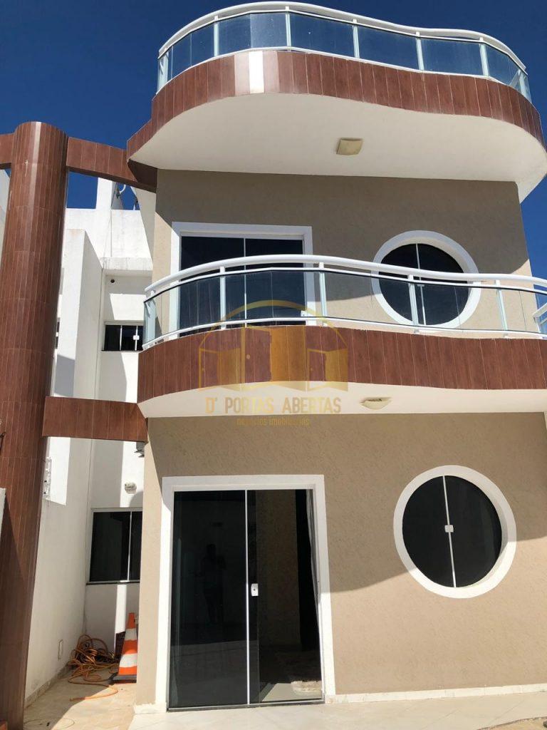 Casa no Novo Portinho .
