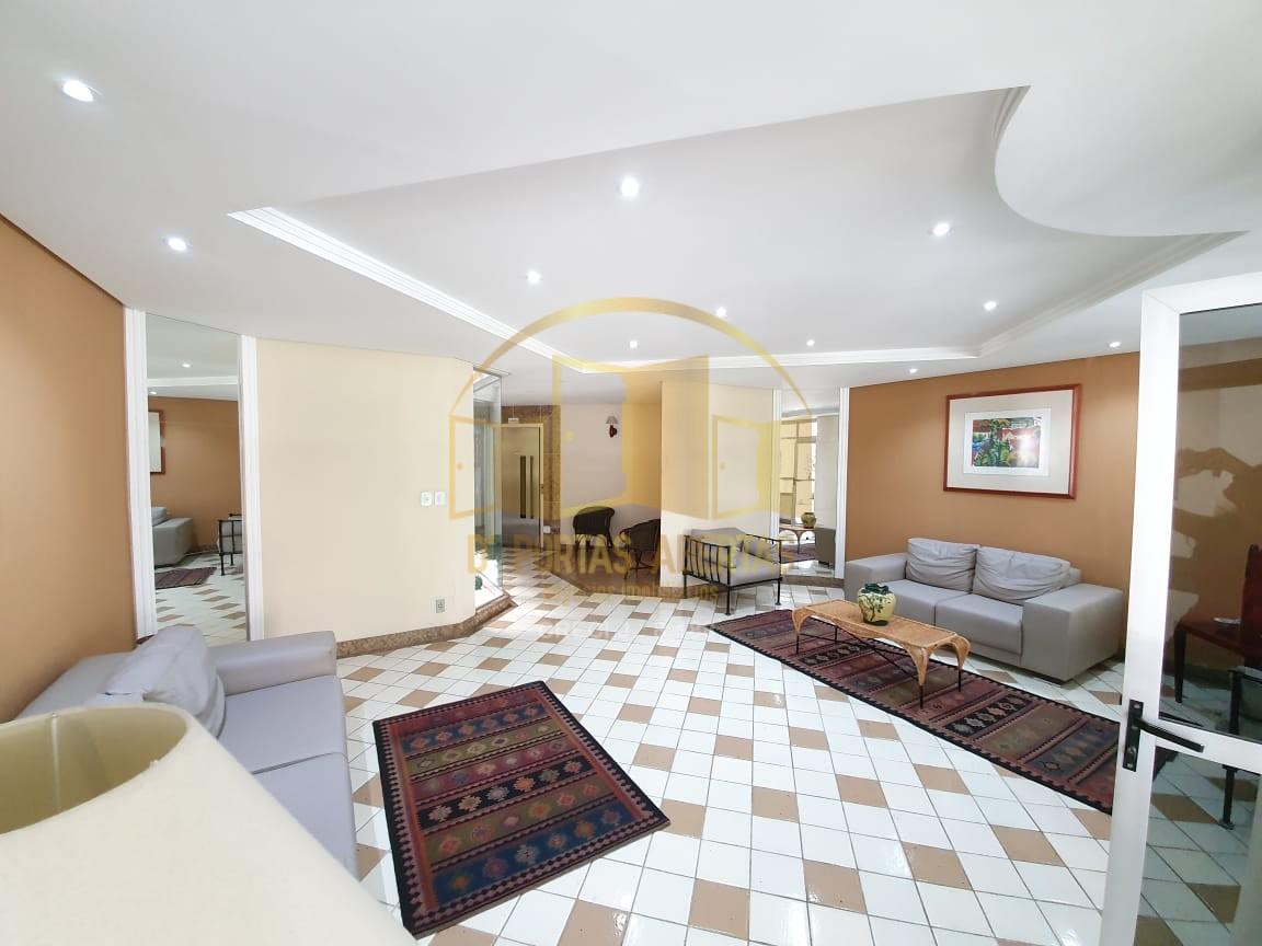 Excelente apartamento a 500 mts da Praia do Forte p/ venda ou locação fixa