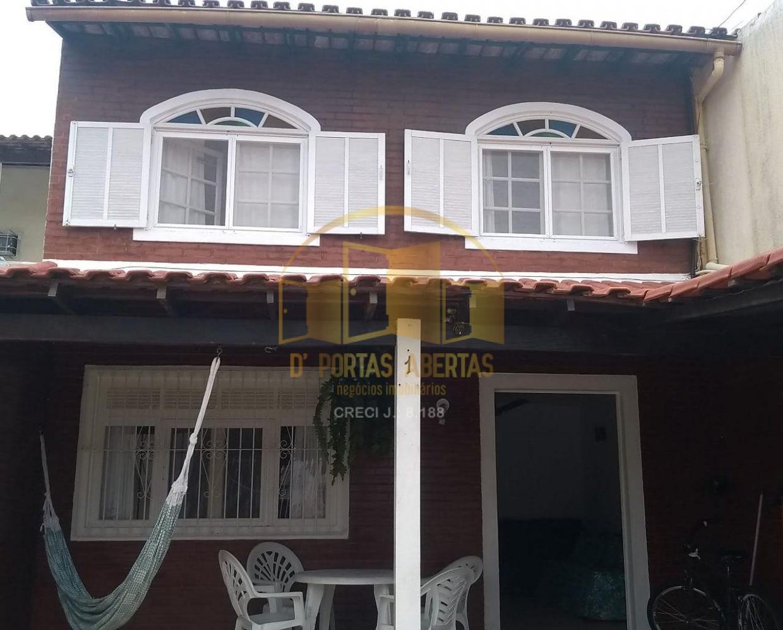 Casa Duplex para locação temporada no Braga