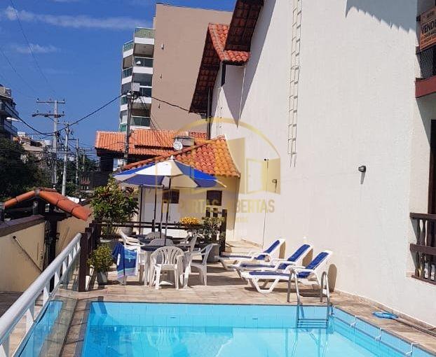Excelente casa duplex 3 quartos em condomínio no Braga 8