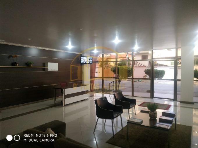 Excelente 2 quartos para locação no Braga 3