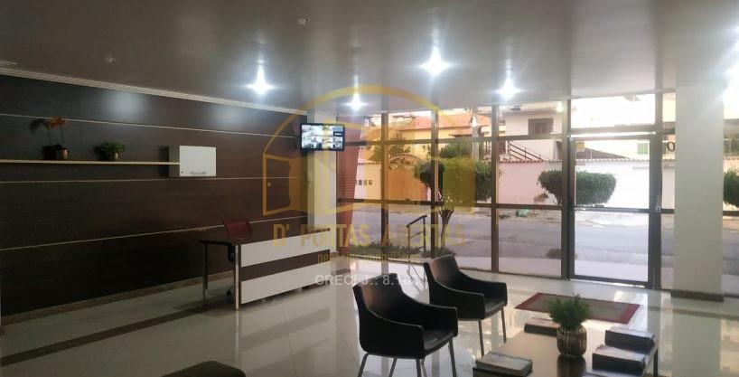 Excelente 2 quartos para locação no Braga 17